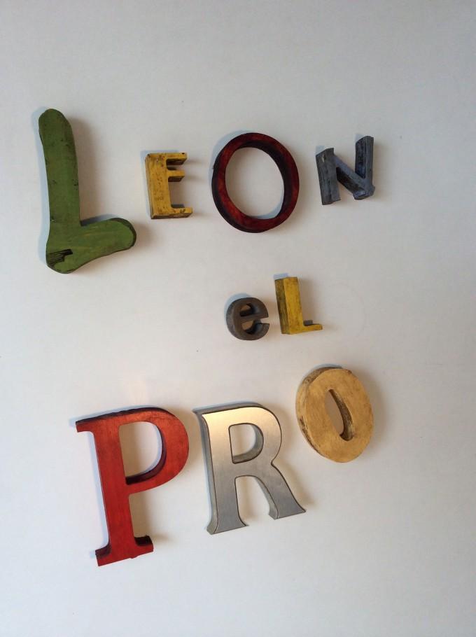 Letras de LEON EL PRO