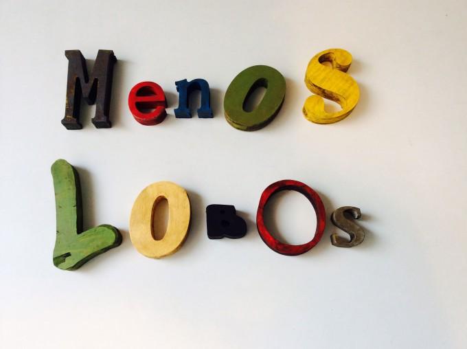 Letras de MENOS LOBOS