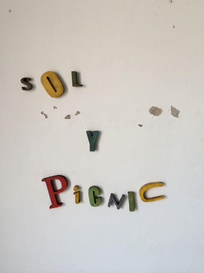 Letras de SOL Y PICNIC