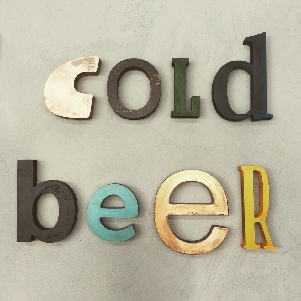 Cold Beer en La Industrial