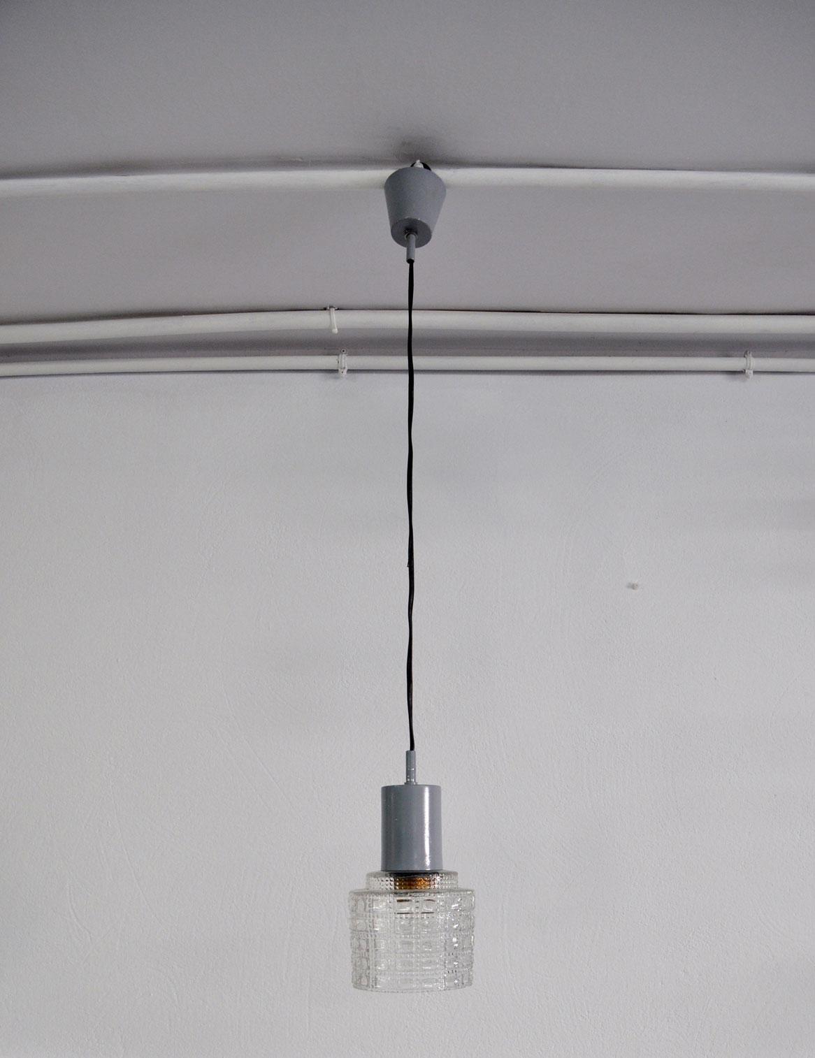 L mpara colgante de vidrio polonium 209 - Colgantes de cristal para lamparas ...
