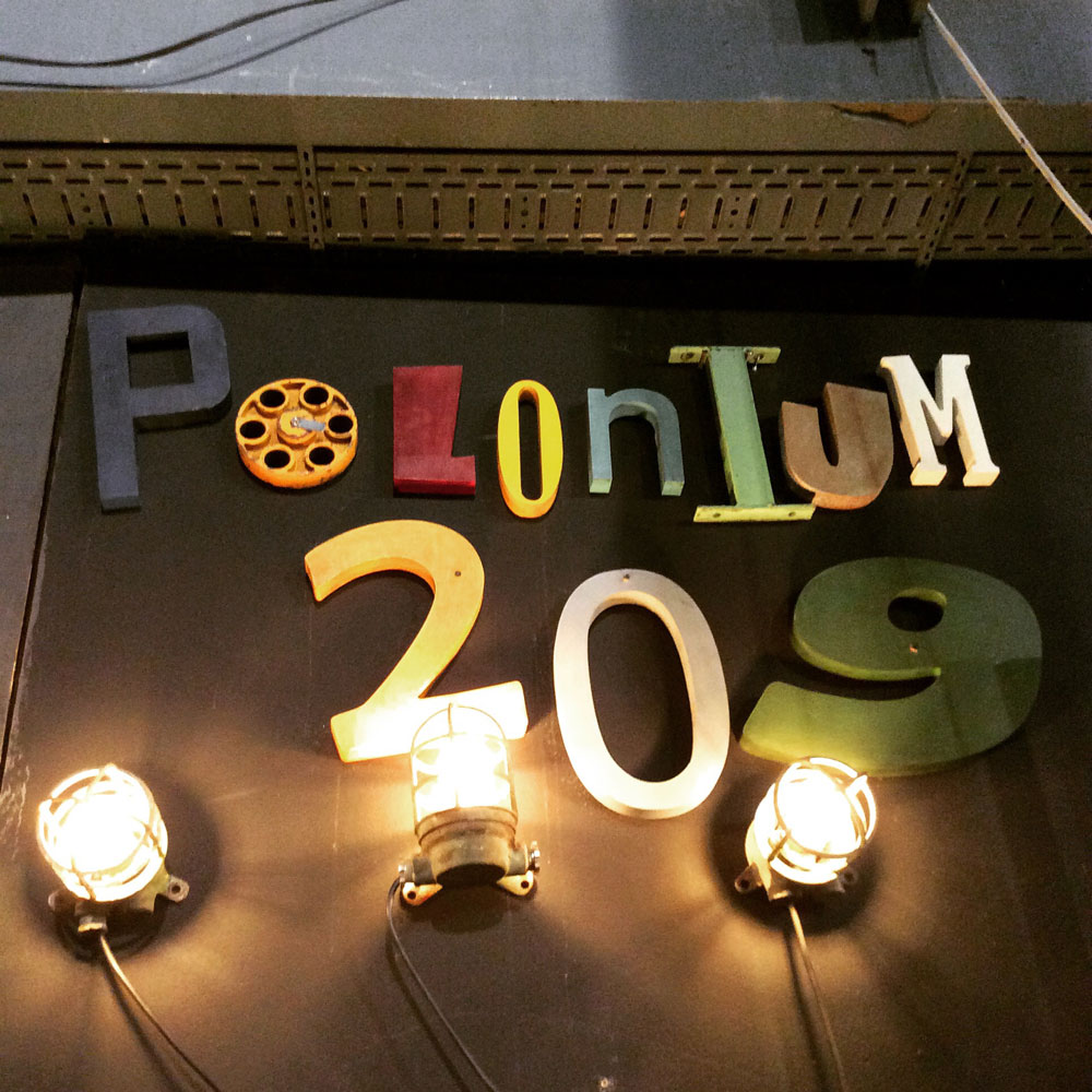 Letras Polonium209 en Fashion & Friends 2015
