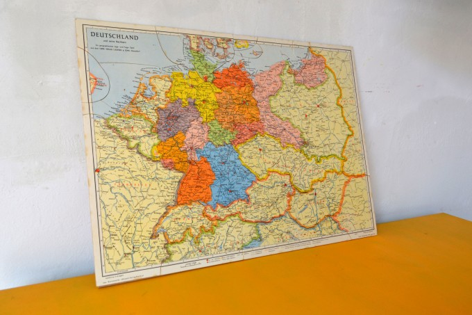 Puzzle Alemania