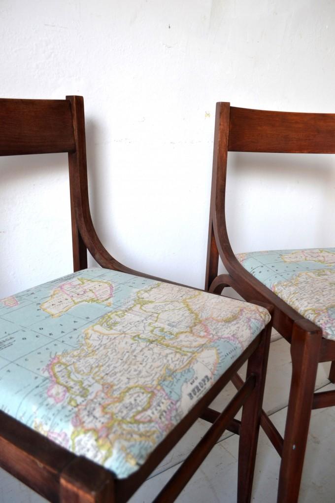 Tapizado de sillas mundiales