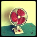 Ventilador s&p rojo