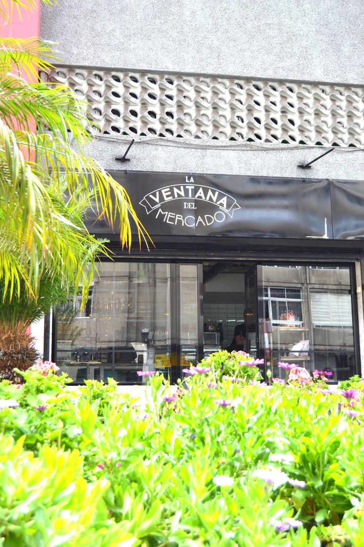 Fachada Ventana Mercado