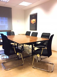 mesa de reuniones canarias