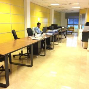 mobiliario industrial oficina