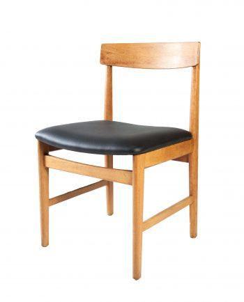 silla recuperada estilo nórdico