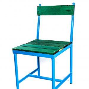 silla hecha 100% a mano