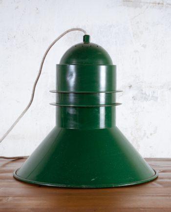 lámpara industrial techo