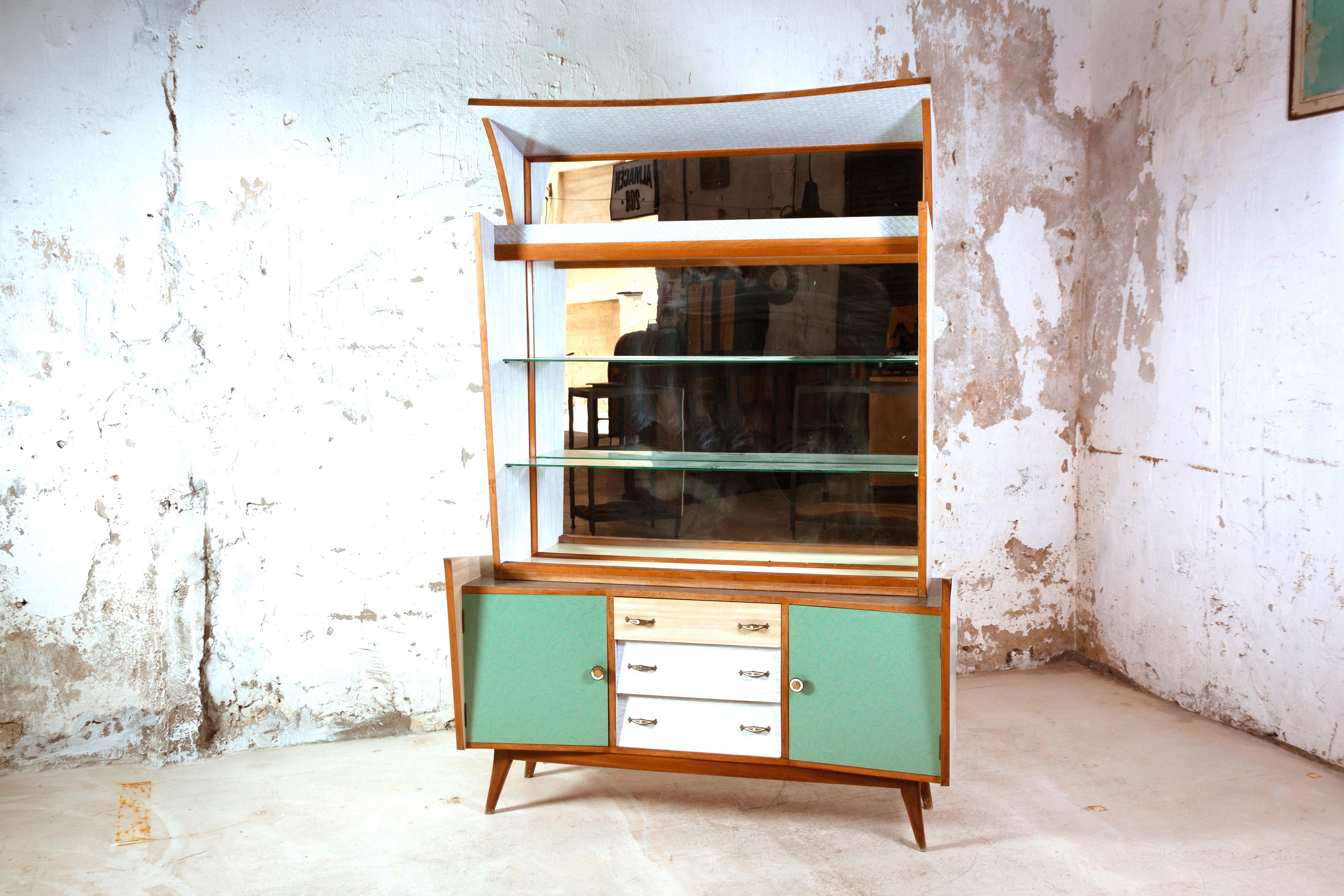 Librer a estanter a madera y formica polonium 209 - Formica madera ...