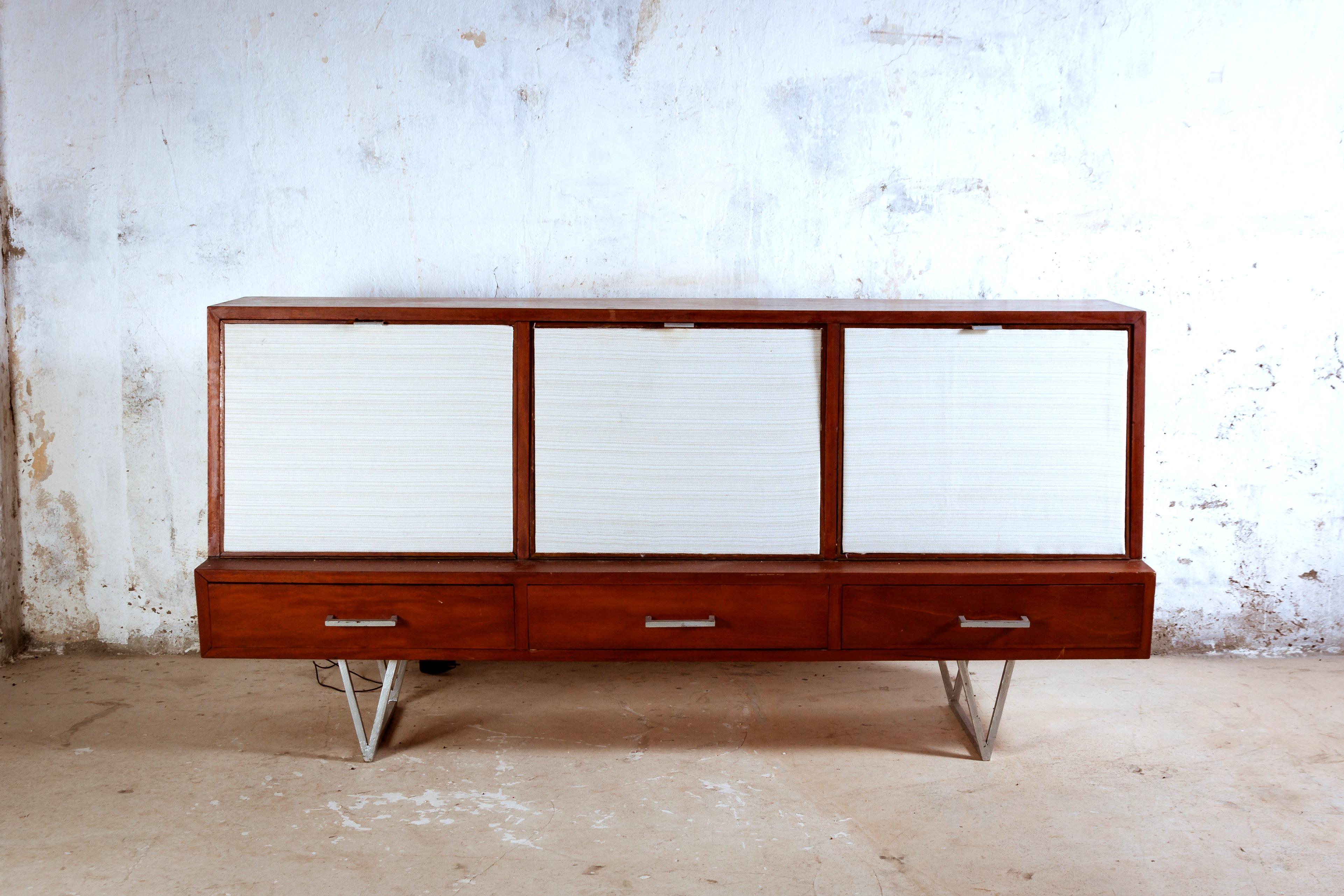 Mueble tocadiscos de los a os 60 polonium 209 - Muebles anos 60 ...