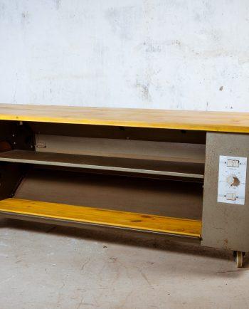 mueble industrial TV