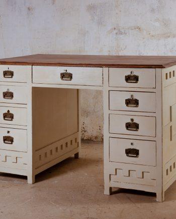 escritorio despacho vintage
