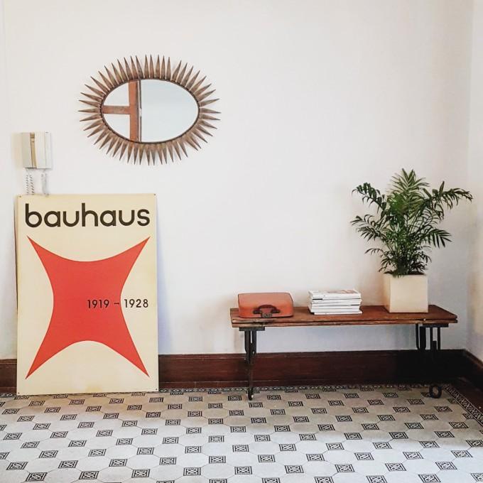 Cartel BAUHAUS1919-1928