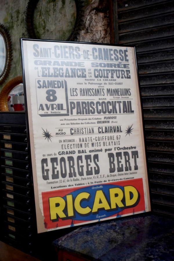 CARTEL RICARD