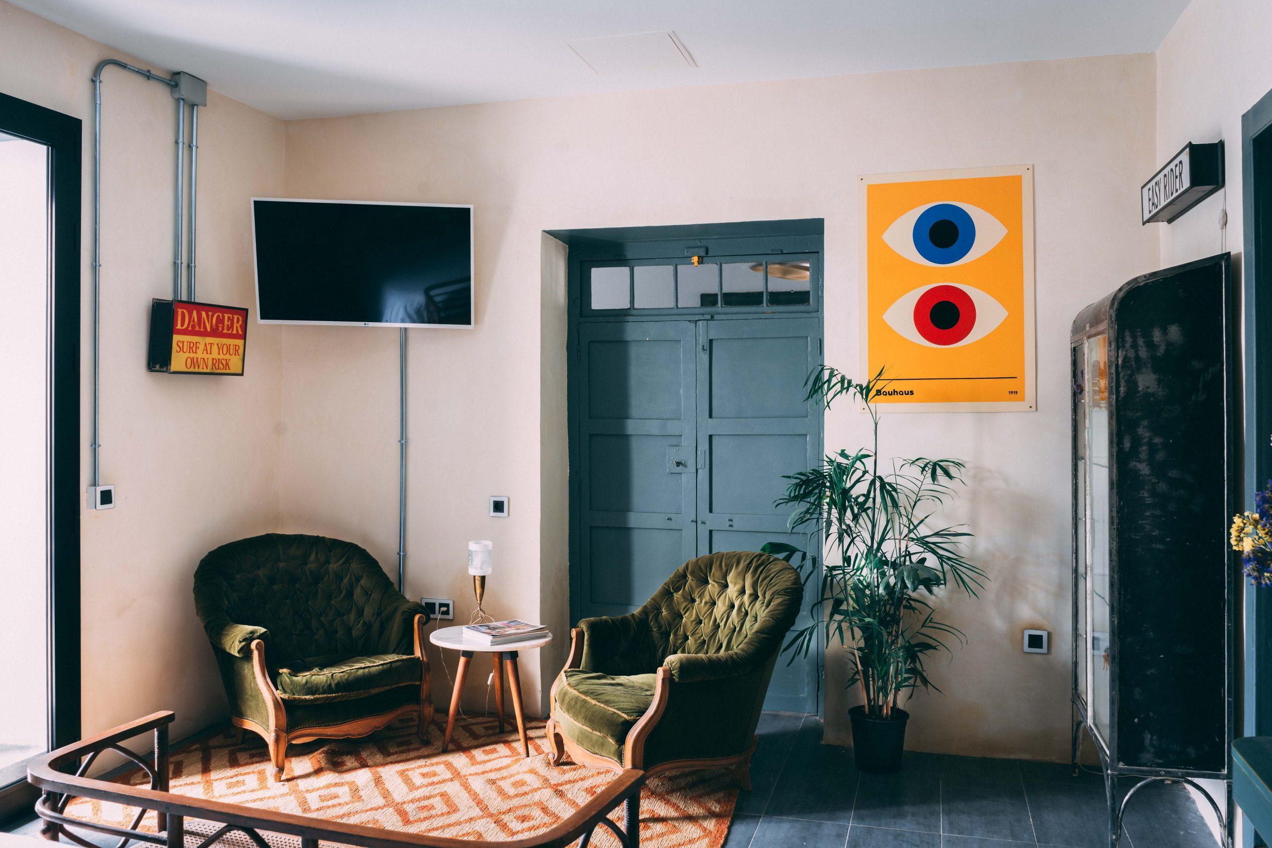 cool vintage apartment Las Palmas de Gran Canaria